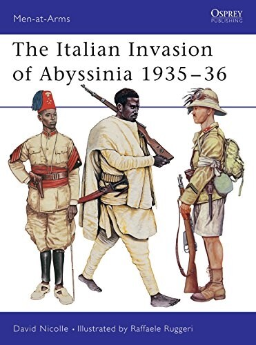The Italian Invasion of Abyssinia, 1935 (Paperback)
