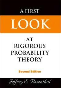 First Look at Rigorous Probability Theory, a (2nd Edition) (Paperback, 2)