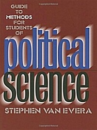 Guide to Methods for Students of Political Science: Property, Proof, and Dispute in Catalonia Around the Year 1000 (Paperback)
