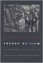 Theory of Film: The Redemption of Physical Reality (Paperback, Revised)