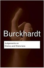 Judgements on History and Historians (Paperback)