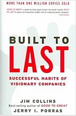 Built to Last: Successful Habits of Visionary Companies (Hardcover, 10, Revised)