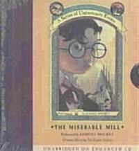 The Miserable Mill (Audio CD, Unabridged)