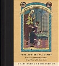 The Austere Academy (Audio CD, Unabridged)
