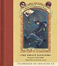 The Ersatz Elevator (Audio CD, Unabridged, Enhanced)