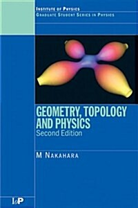 Geometry, Topology and Physics (Paperback, 2 New edition)