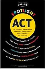 Spotlight Act (Paperback)