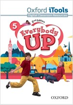 Everybody Up 5 : iTools DVD-ROM (Digital, 2nd Edition )
