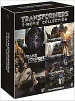 [블루레이] 트랜스포머 5-Movie 콜렉션 (10disc)