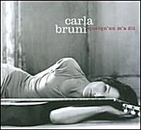 [수입] Carla Bruni - Quelquun Ma Dit (Somebody Told Me)