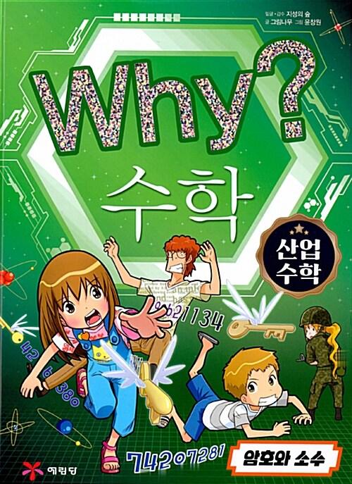 Why? 수학 : 산업 수학 2 - 암호와 소수