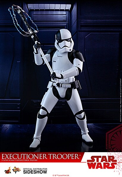 [Hot Toys] 스타워즈: 라스트 제다이 트루퍼 MMS428  1/6th scale Executioner Trooper Collectible Figure