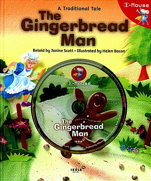 Traditional Tales : The Gingerbread Man