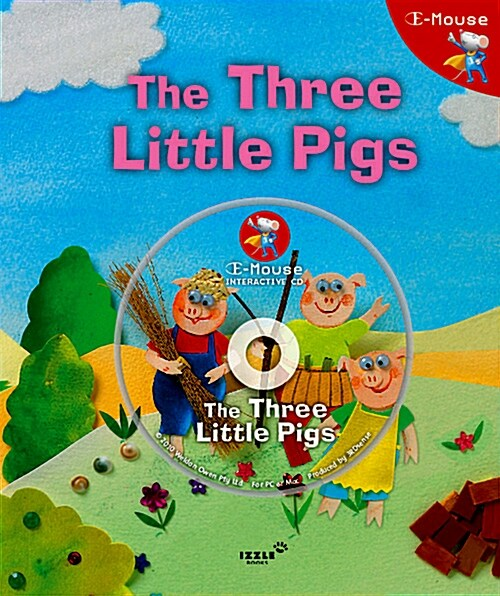 Traditional Tales : The Three Little Pigs