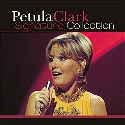 [수입] Petula Clark - Signature Collection