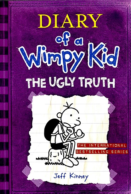 Diary of a Wimpy Kid #5 : The Ugly Truth (Paperback, 미국판)