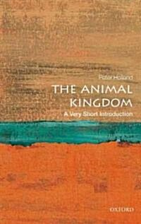 The Animal Kingdom: A Very Short Introduction (Paperback)