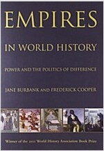 Empires in World History: Power and the Politics of Difference (Paperback)