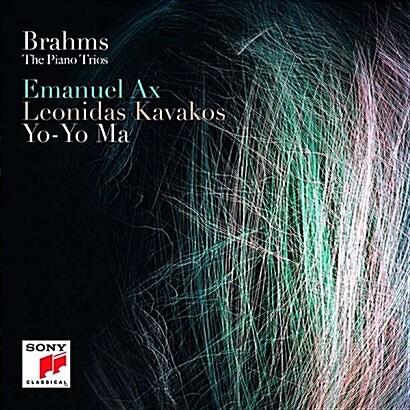 [수입] 브람스 : 피아노 트리오 1-3번 [2CD]