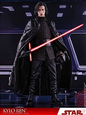 [Hot Toys] 스타워즈: 라스트 제다이 카일로 렌 MMS438 1/6th scale Kylo Ren Collectible Figure