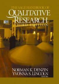 The SAGE handbook of qualitative research 3rd ed