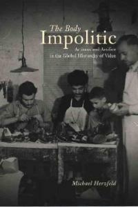 The body impolitic : artisans and artifice in the global hierarchy of value