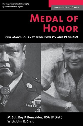 Medal of Honor: One Mans Journey from Poverty and Prejudice (Paperback)