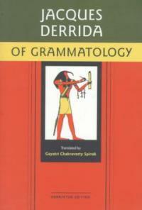 Of grammatology Corrected ed