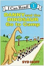 Danny and the Dinosaur Go to Camp (Paperback)