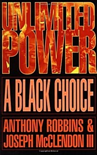 Unlimited Power a Black Choice (Paperback)