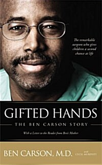 Gifted Hands: The Ben Carson Story (Mass Market Paperback)