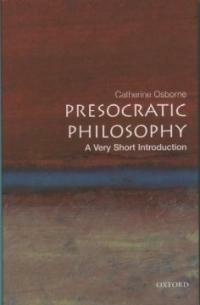 Presocratic Philosophy: A Very Short Introduction (Paperback)