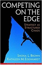 Competing on the Edge: Unleashing the Power of the Work Force (Hardcover)