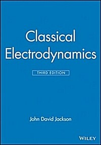 Classical Electrodynamics (Hardcover, 3, Revised)