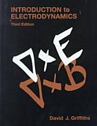Introduction to Electrodynamics (Hardcover, 3rd)