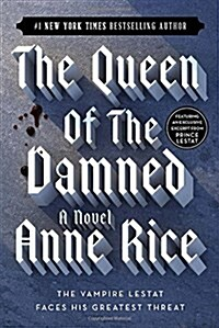 Queen of the Damned (Paperback)