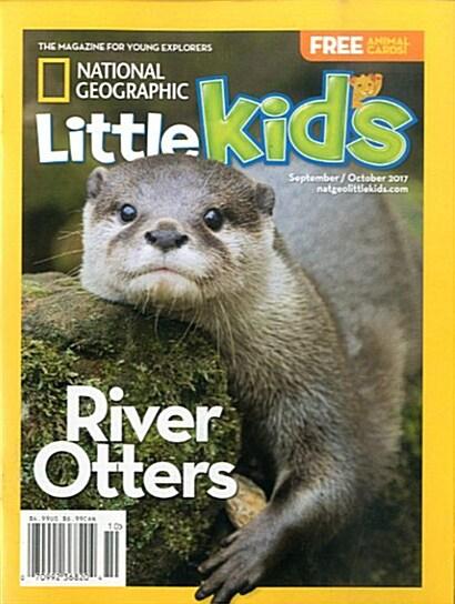 National Geographic Little Kids (격월간 미국판): 2017년 09월호