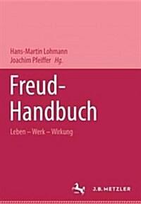 Freud-handbuch (Hardcover)