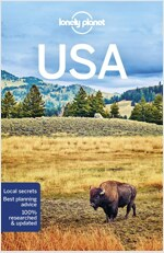 Lonely Planet USA (Paperback, 10)