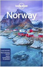 Lonely Planet Norway (Paperback, 7)