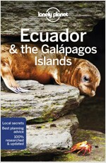 Lonely Planet Ecuador & the Galapagos Islands (Paperback, 11)