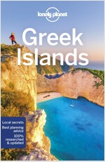Lonely Planet Greek Islands (Paperback, 10)