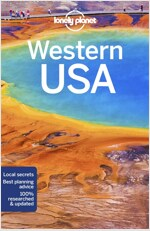 Lonely Planet Western USA (Paperback, 4)