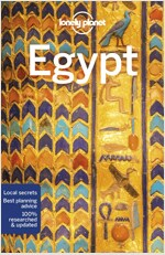Lonely Planet Egypt (Paperback, 13)