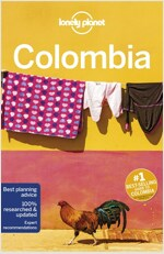 Lonely Planet Colombia (Paperback, 8)