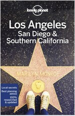 Lonely Planet Los Angeles, San Diego & Southern California (Paperback, 5)