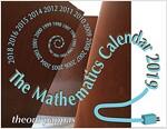 The Mathematics Calendar 2019 (Wall)