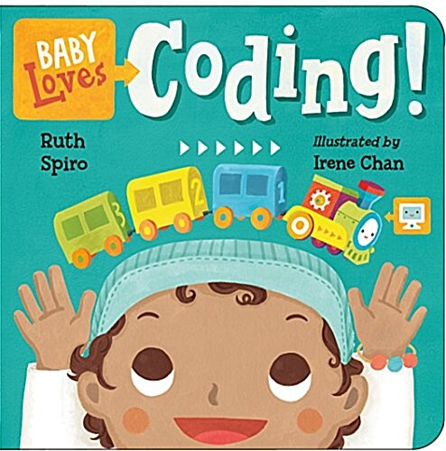 Baby Loves Coding! (Board Books)