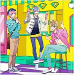 A3!  Blooming SUMMER EP (CD)