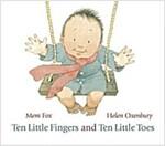 Ten Little Fingers and Ten Little Toes (Board Book)